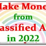 Make Money from Classified Ads in 2022